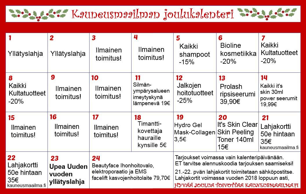 kauneusmaailma_joulukalenteri_20172